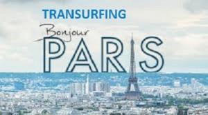 Transurfing bonjour paris