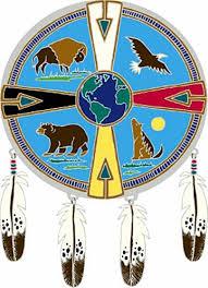 roue médecine indiens hopis